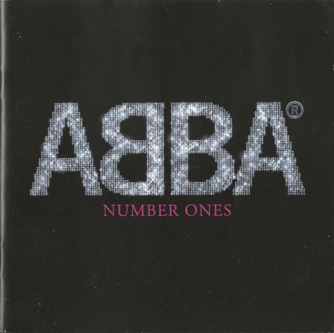ABBA-NUMBER ONES CD VG