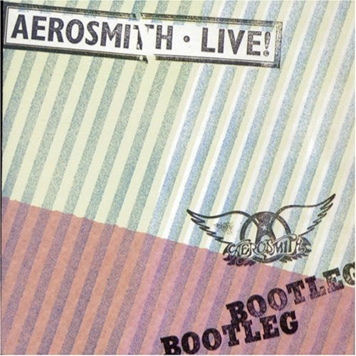 AEROSMITH-LIVE BOOTLEG *NEW*