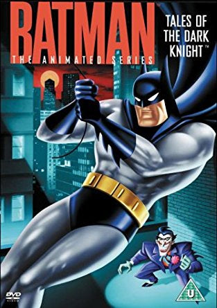 BATMAN-TALES OF THE DARK KNIGHT THE ANIMATED SERIES VOLUME TWO DVD VG