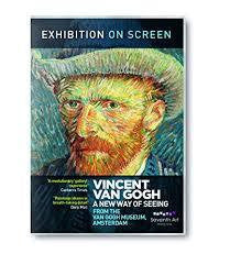 VINCENT VAN GOGH A NEW WAY OF SEEING DVD *NEW*