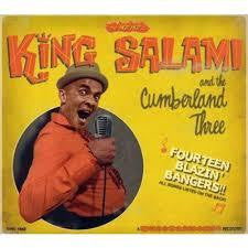 KING SALAMI-FOURTEEN BLAZIN' BANGERS CD *NEW*