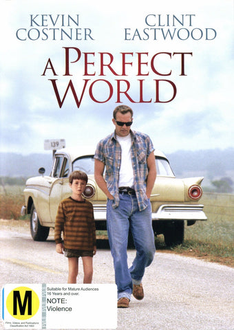 A PERFECT WORLD DVD VG