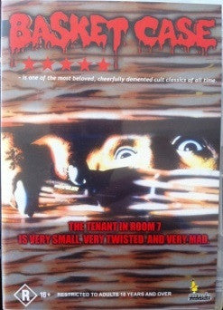 BASKET CASE DVD VG