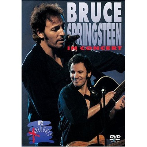 SPRINGSTEEN BRUCE-IN CONCERT DVD VG