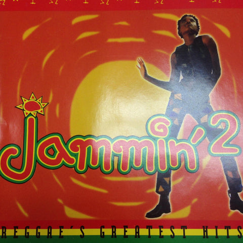 JAMMIN' 2: REGGAE'S GREATEST HITS-VARIOUS ARTISTS CD VG