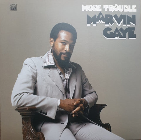 GAYE MARVIN-MORE TROUBLE LP *NEW*