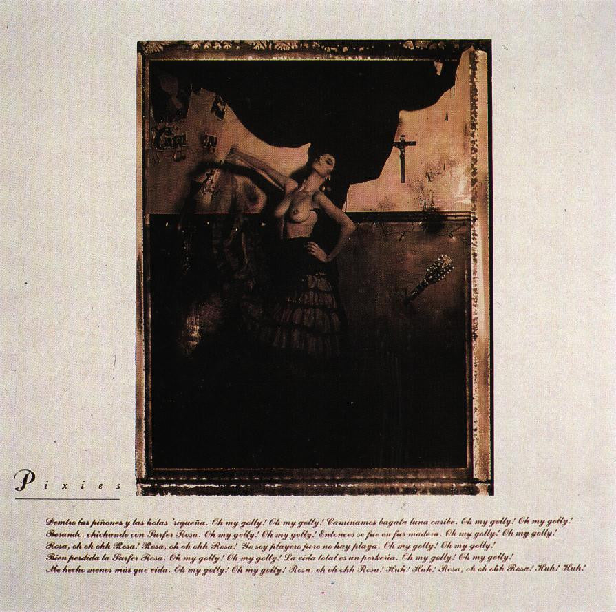 PIXIES-SURFER ROSA LP *NEW*