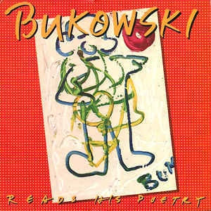 BUKOWSKI CHARLES-READS HIS POETRY CD VG+