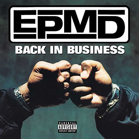 EPMD-BACK IN BUSINESS 2LP *NEW*
