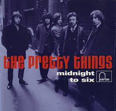 PRETTY THINGS THE-MIDNIGHT TO SIX LP *NEW*