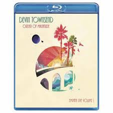 TOWNSEND DEVIN-ORDER OF MAGNITUDE BLURAY *NEW*