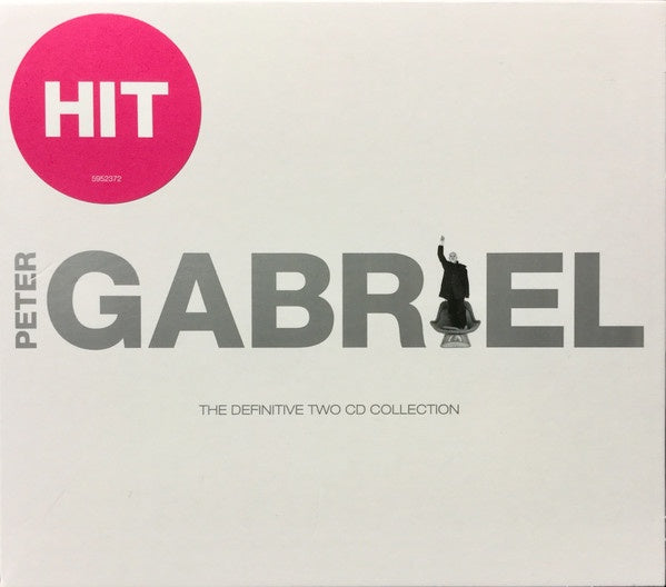 GABRIEL PETER-HIT: 15 TRACK SINGLE CD COLLECTION CD VG