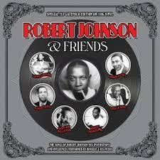 JOHNSON ROBERT-AND FRIENDS 2LP *NEW*