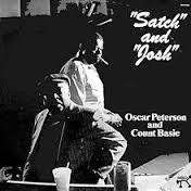 PETERSON OSCAR AND COUNT BASIE-SATCH AND JOSH LP NM COVER VG+