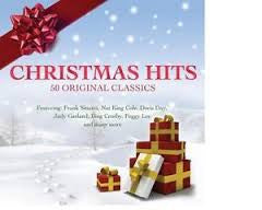 CHRISTMAS HITS-VARIOUS ARTISTS 2CD *NEW*