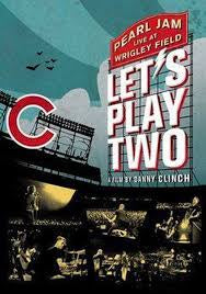 PEARL JAM-LET'S PLAY TWO DVD+CD *NEW*