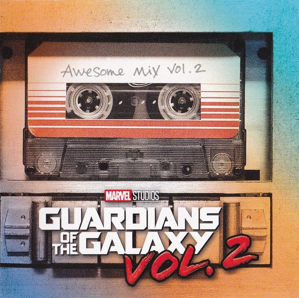 GUARDIANS OF THE GALAXY VOL.2-VARIOUS ARTISTS CD VG