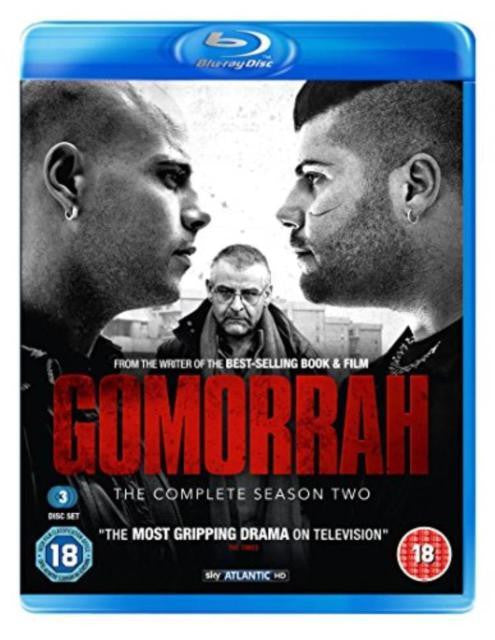 GOMORRAH SEASON TWO 3 BLURAY VG