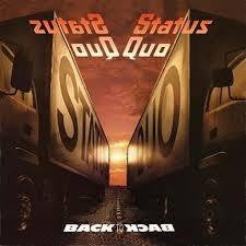 STATUS QUO-BACK TO BACK LP NM COVER VG+