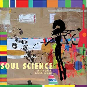 ADAMS JUSTIN & JULDEH CAMARA-SOUL SCIENCE CD VG