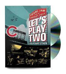 PEARL JAM-LET'S PLAY TWO DVD+CD NM