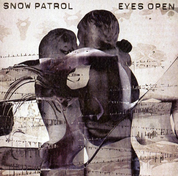 SNOW PATROL-EYES OPEN CD VG