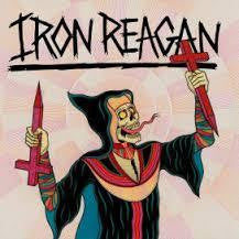 IRON REAGAN-CROSSOVER MINISTRY LP *NEW*