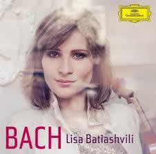 BATIASHVILI LISA-BACH CD *NEW*