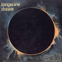 TANGERINE DREAM-ZEIT 2LP EX COVER VG