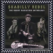 RADIATION RODDY-SKABILLY REBEL RED VINYL LP+CD *NEW*