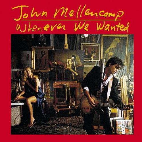 MELLENCAMP JOHN-WHENEVER WE WANTED CD VG