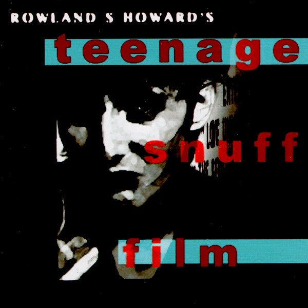 HOWARD ROLAND S-TEENAGE SNUFF FILM CD VG