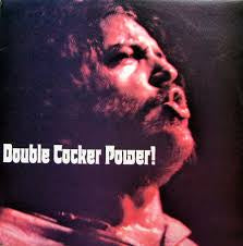 COCKER JOE-DOUBLE COCKER POWER 2LP VG COVER VG+
