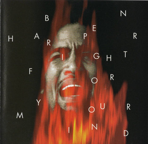 HARPER BEN-FIGHT FOR YOUR MIND CD VG