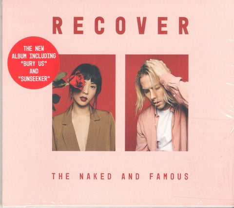 NAKED AND FAMOUS THE-RECOVER 2LP *NEW*