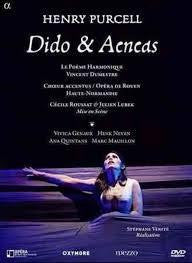 PURCELL-DIDO & AENEAS DVD *NEW*