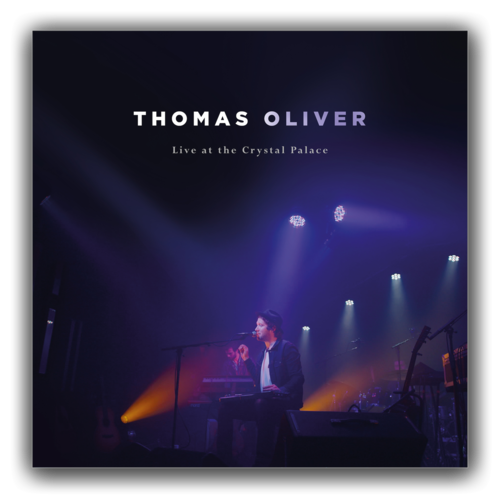 OLIVER THOMAS-LIVE AT THE CRYSTAL PALACE CD *NEW*