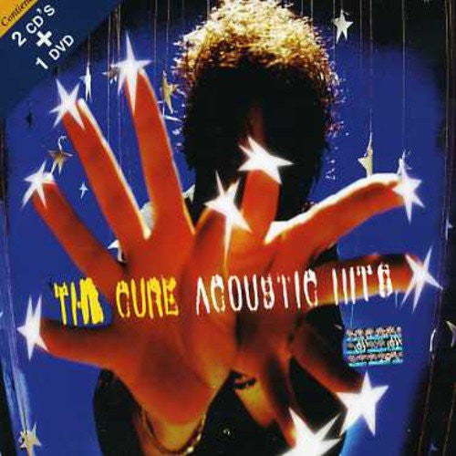 CURE THE-ACOUSTIC HITS 2CD + DVD *NEW*