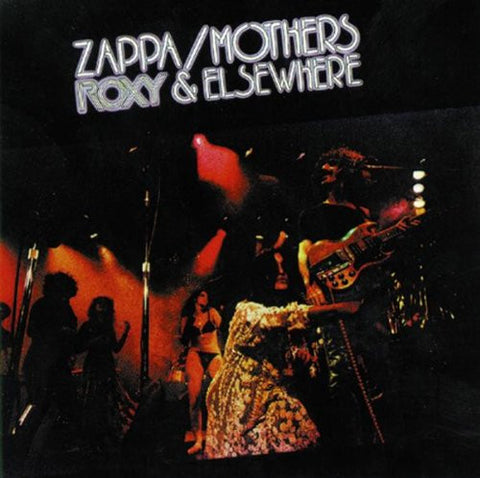 ZAPPA / MOTHERS-ROXY & ELSEWHERE 2LP *NEW*