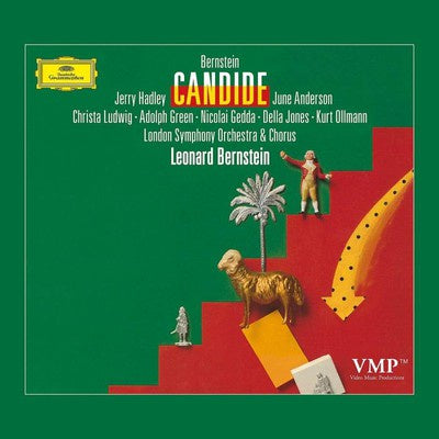 BERNSTEIN LEONARD-CANDIDE CD+DVD *NEW*