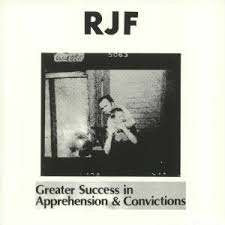 RJF-GREATER SUCCESS IN APPREHENSION & CONVICTIONS LP *NEW*
