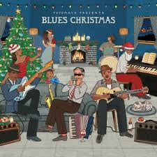 PUTUMAYO PRESENTS BLUES CHRISTMAS CD *NEW*