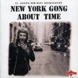 NEW YORK GONG-ABOUT TIME CD G