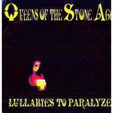 QUEENS OF THE STONE AGE-LULLABIES TO PARALYZE CD VG
