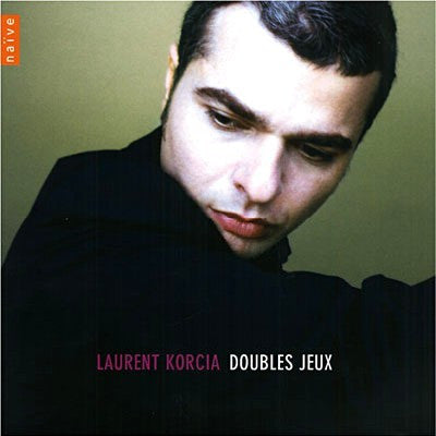 KORCIA LAURENT-DOUBLES JEUX CD VG