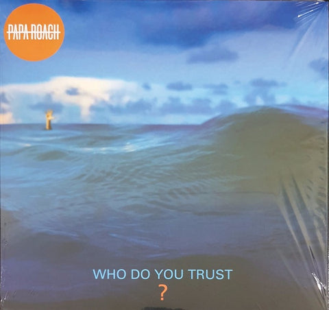 PAPA ROACH-WHO DO YOU TRUST? LP *NEW*