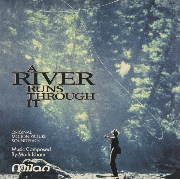 A RIVER RUNS THROUGH IT-OST CD VG
