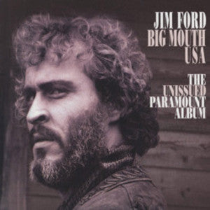 FORD JIM-BIG MOUTH USA THE UNISSUED PARAMOUNT ALBUM LP *NEW*