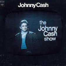 CASH JOHNNY-JOHNNY CASH SHOW LP VGPLUS COVER VGPLUS