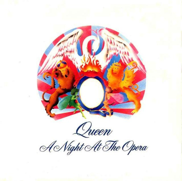 QUEEN-A NIGHT AT THE OPERA LP VG+ COVER VG+
